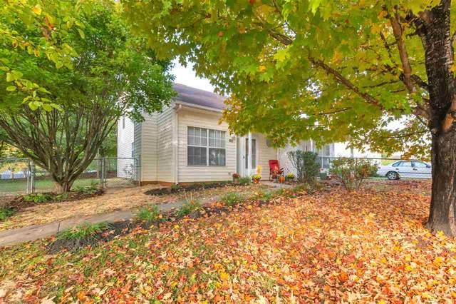401 Riverside Ave, CHARLOTTESVILLE, VA 22902 (MLS #609964) :: KK Homes