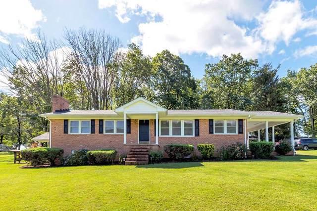 1603 Buck Rd, Crozet, VA 22932 (MLS #609972) :: Real Estate III
