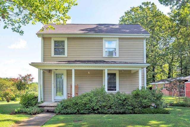 1508 Mcallister St, Crozet, VA 22932 (MLS #609974) :: KK Homes