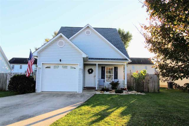 2424 Monroe St, WAYNESBORO, VA 22980 (MLS #609997) :: KK Homes