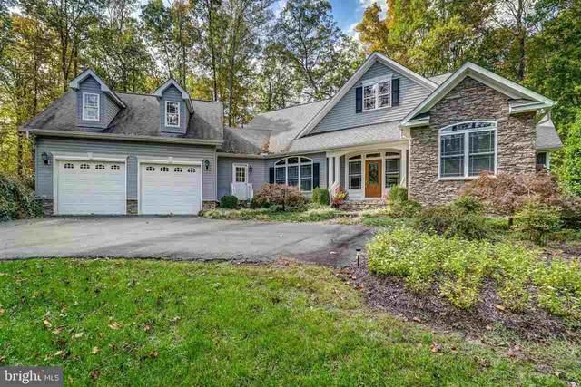 1360 Lake Forest Dr, MINERAL, VA 23117 (MLS #610005) :: Jamie White Real Estate
