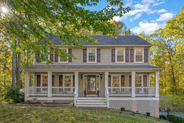 44 Wildwood Dr, Palmyra, VA 22963 (MLS #610018) :: Jamie White Real Estate