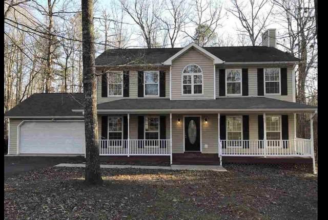 614 Jefferson Dr, Palmyra, VA 22963 (MLS #610019) :: Jamie White Real Estate