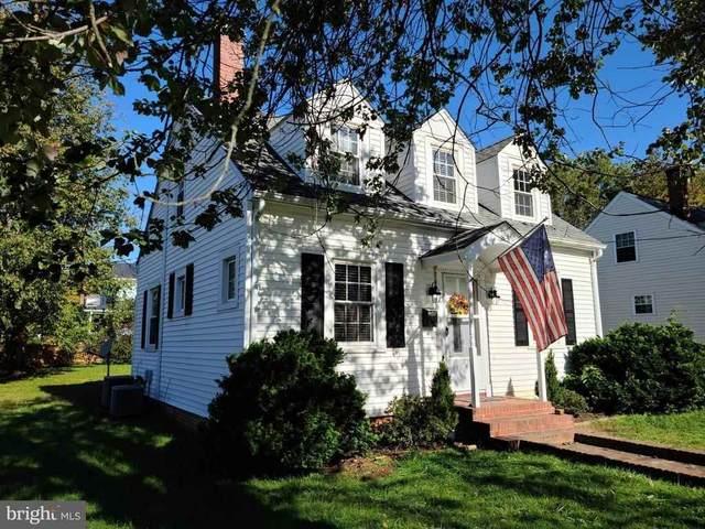 185 Taylor St, ORANGE, VA 22960 (MLS #610032) :: KK Homes