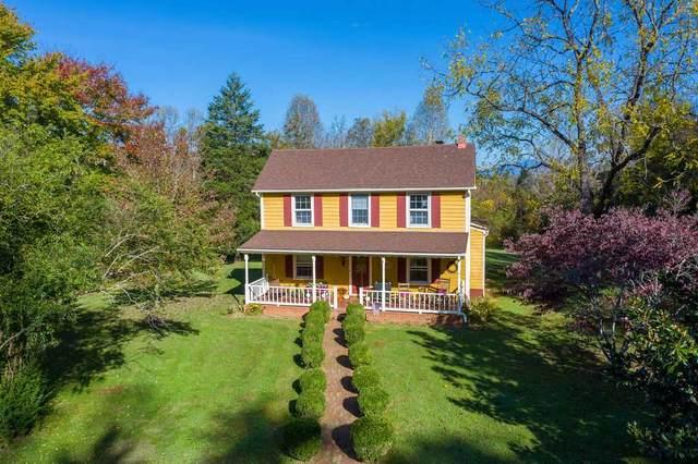 412 Nelmonte Ln, AMHERST, VA 24521 (MLS #610037) :: KK Homes