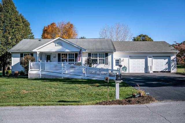 702 17TH ST, GROTTOES, VA 24441 (MLS #610045) :: KK Homes