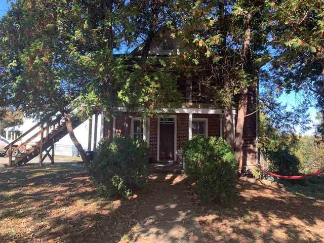 615 7 1/2 ST #2, CHARLOTTESVILLE, VA 22903 (MLS #610052) :: KK Homes