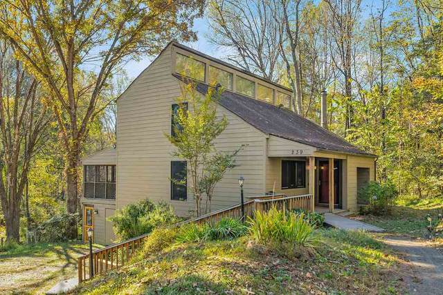 239 Turkey Ridge Rd, CHARLOTTESVILLE, VA 22901 (MLS #610055) :: Jamie White Real Estate