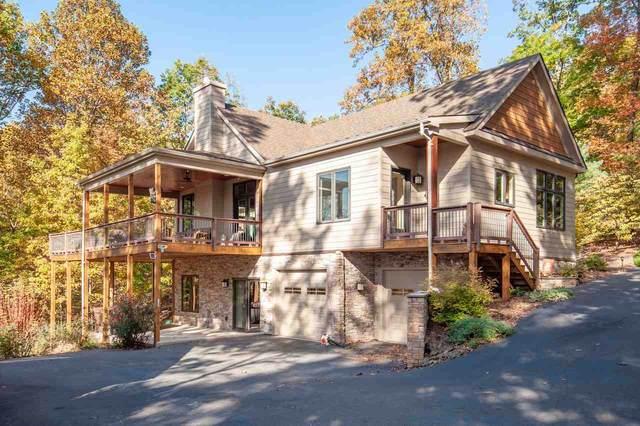 1097 Crawfords Climb, Nellysford, VA 22958 (MLS #610060) :: KK Homes