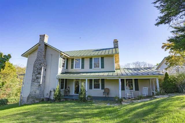10 Todd Rd, Mount Sidney, VA 24467 (MLS #610075) :: KK Homes