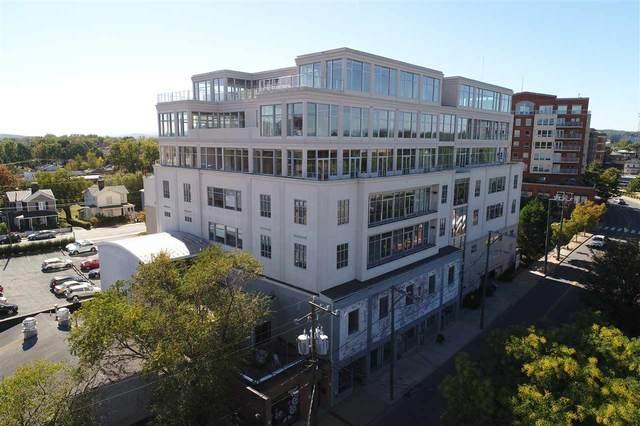 218 W Water St #707, CHARLOTTESVILLE, VA 22902 (MLS #610079) :: Real Estate III