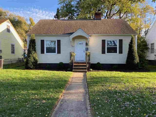 322 King Ave, WAYNESBORO, VA 22980 (MLS #610081) :: KK Homes