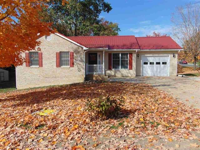 1700 Park Lawn Dr, HARRISONBURG, VA 22801 (MLS #610092) :: Jamie White Real Estate