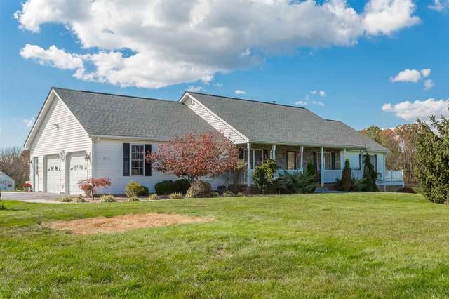 579 Knightly Ln, Mount Sidney, VA 24467 (MLS #610094) :: Jamie White Real Estate
