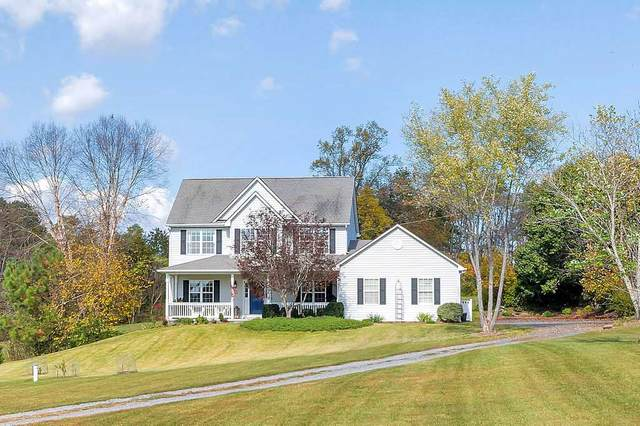 3650 Garden Gate Ct, North Garden, VA 22959 (MLS #610098) :: Jamie White Real Estate