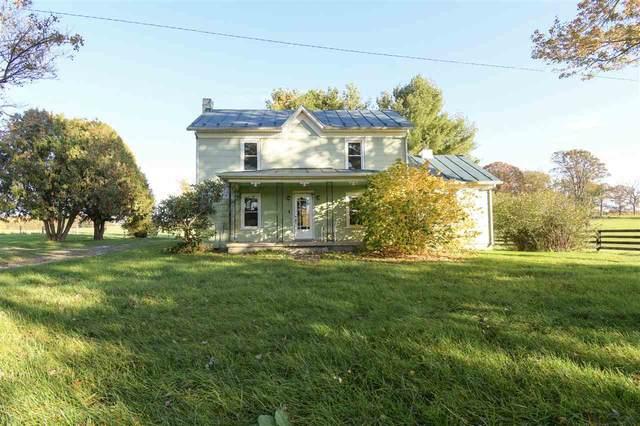 1395 Stover School Rd, GREENVILLE, VA 24440 (MLS #610119) :: Real Estate III