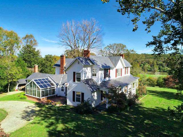 1472 Fishpond Rd, HOWARDSVILLE, VA 24562 (MLS #610129) :: Jamie White Real Estate