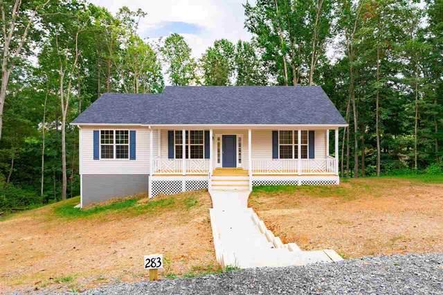 148 Locust Dr, LOUISA, VA 22942 (MLS #610171) :: Jamie White Real Estate