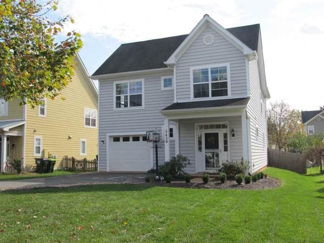 5459 Park Rd, Crozet, VA 22932 (MLS #610172) :: Real Estate III
