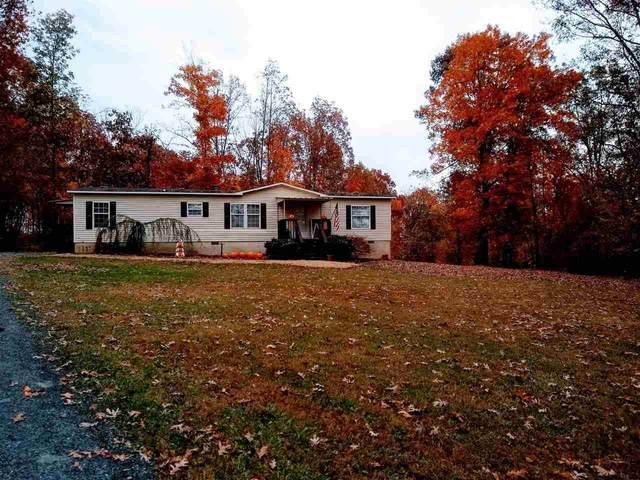 373 Curry Rd, Mount Solon, VA 22843 (MLS #610174) :: Real Estate III