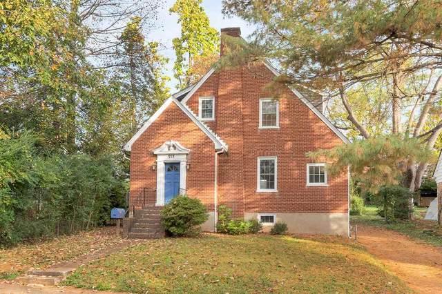 113 Raymond Ave, CHARLOTTESVILLE, VA 22903 (MLS #610180) :: Real Estate III