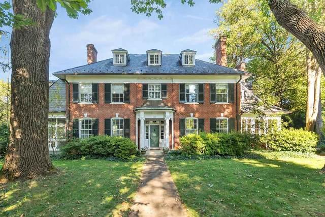 1835 University Cir, CHARLOTTESVILLE, VA 22903 (MLS #610198) :: Real Estate III