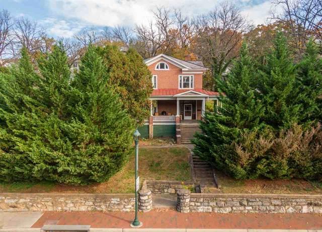 215 Churchville Ave, STAUNTON, VA 24401 (MLS #610216) :: Real Estate III