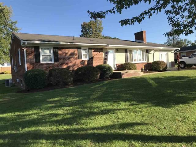 1463 East Side Hwy, WAYNESBORO, VA 22980 (MLS #610218) :: Real Estate III