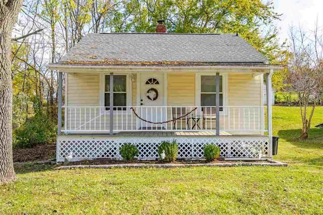611 Grubert Ave, STAUNTON, VA 24401 (MLS #610219) :: Real Estate III