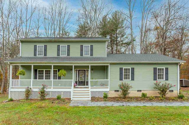 1935 Little Calf Pasture Hwy, Swoope, VA 24479 (MLS #610220) :: Real Estate III