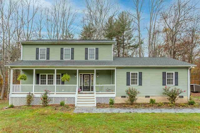 1935 Little Calf Pasture Hwy, Swoope, VA 24479 (MLS #610220) :: Jamie White Real Estate