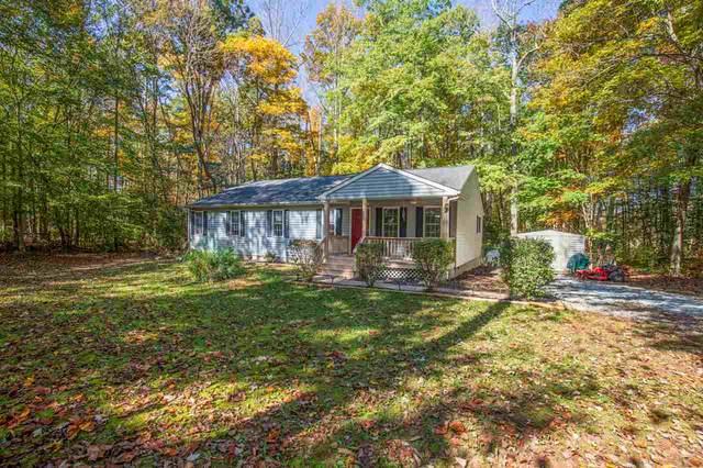 1202 Waltons Store Rd, LOUISA, VA 23093 (MLS #610222) :: Real Estate III