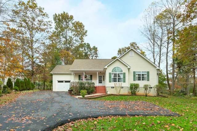241 Northridge Rd, RUCKERSVILLE, VA 22968 (MLS #610263) :: Jamie White Real Estate
