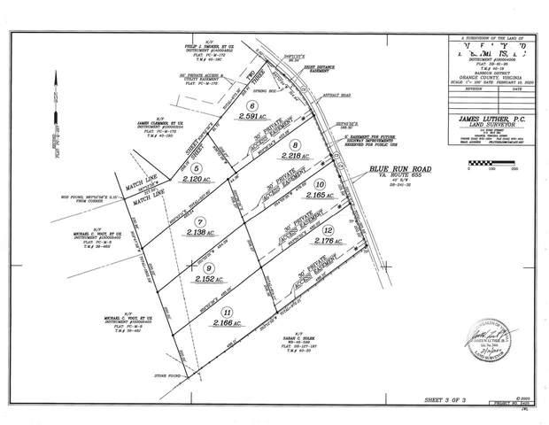 0 Blue Run Rd #12, SOMERSET, VA 22972 (MLS #610267) :: Jamie White Real Estate
