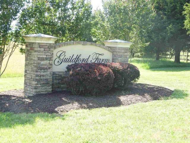 5 Ridgeview Dr Lot 5, RUCKERSVILLE, VA 22968 (MLS #610318) :: Real Estate III