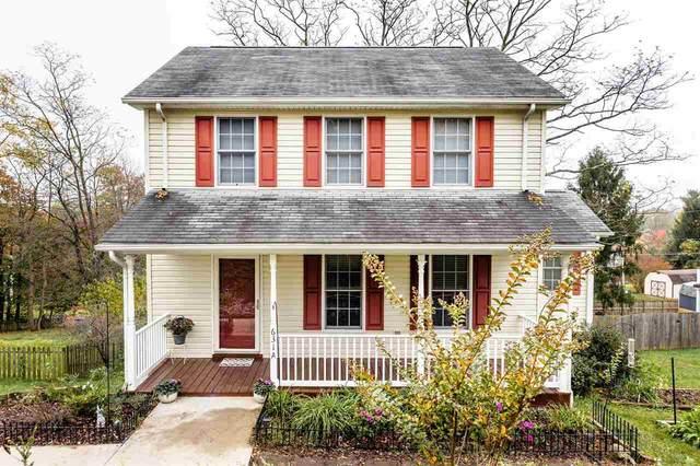 631A Essex Dr, STAUNTON, VA 24401 (MLS #610319) :: Real Estate III