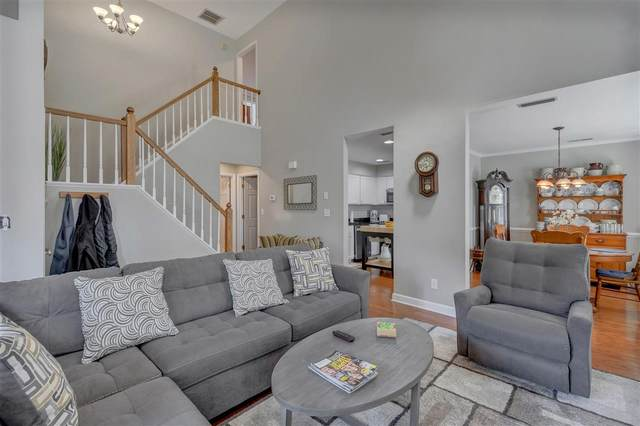 1315 Le Parc Ter, CHARLOTTESVILLE, VA 22901 (MLS #610340) :: Jamie White Real Estate