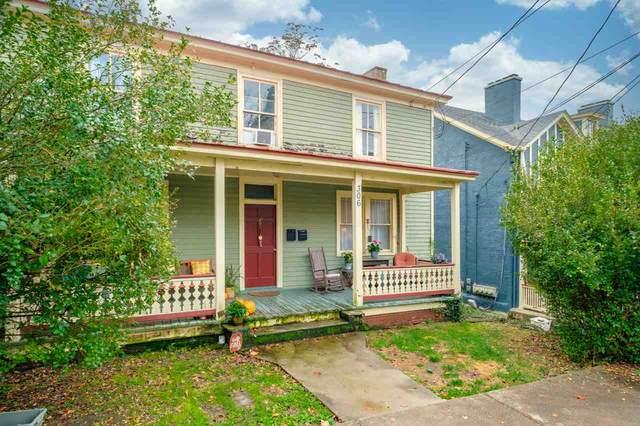 306 N New St, STAUNTON, VA 24401 (MLS #610376) :: KK Homes
