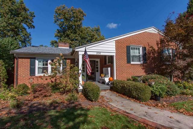 206 Rose Hill Cir, STAUNTON, VA 24401 (MLS #610472) :: Jamie White Real Estate