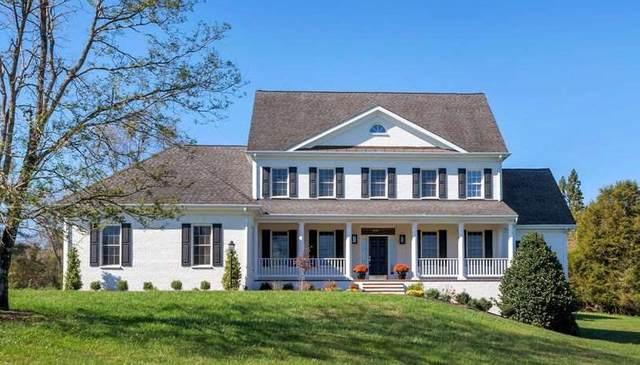 1254 Mawyer Farm Ln, CHARLOTTESVILLE, VA 22901 (MLS #610621) :: KK Homes