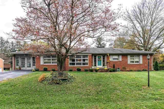 620 Ashby Dr, WAYNESBORO, VA 22980 (MLS #610629) :: KK Homes