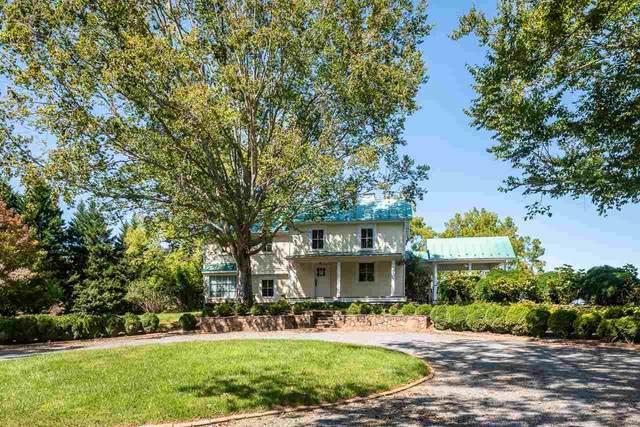 3410 Ridge Rd, CHARLOTTESVILLE, VA 22901 (MLS #610715) :: KK Homes