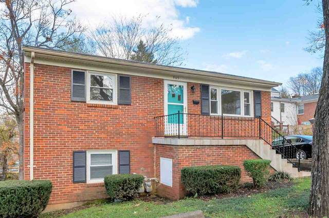 905 Poplar St, CHARLOTTESVILLE, VA 22902 (MLS #610748) :: Jamie White Real Estate