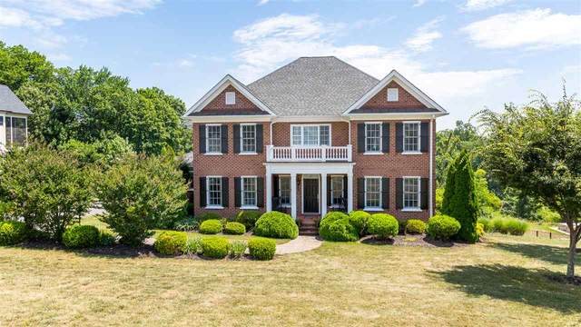 6577 Woodbourne Ln, Crozet, VA 22932 (MLS #610828) :: Jamie White Real Estate