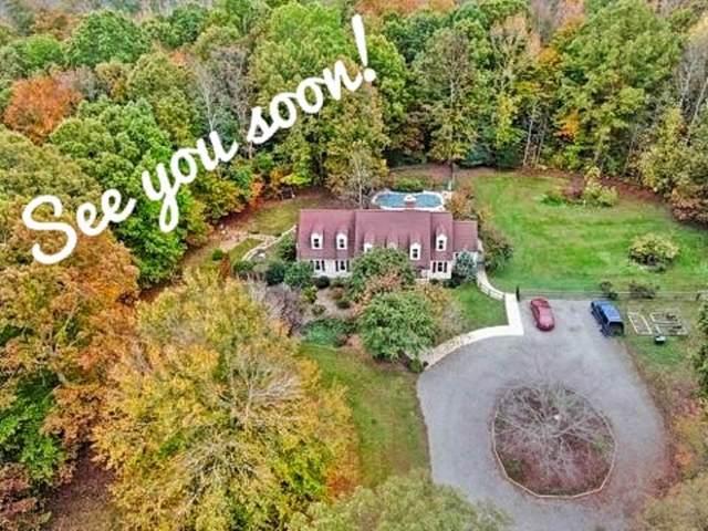 221 Cedar Post Ranch Rd, BUMPASS, VA 23024 (MLS #610839) :: Jamie White Real Estate