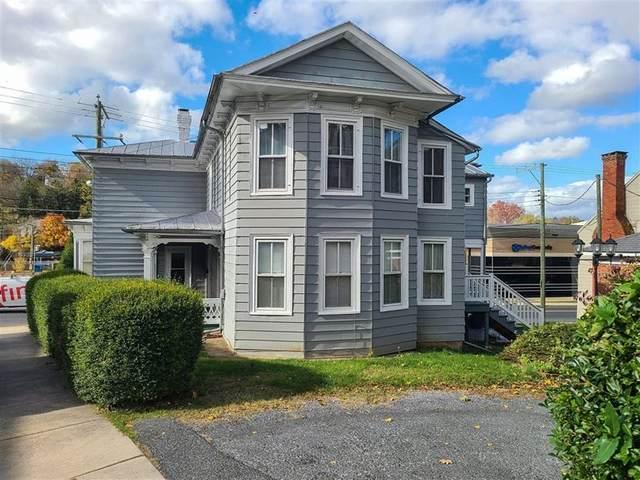 401 North Augusta St, STAUNTON, VA 24401 (MLS #610840) :: KK Homes