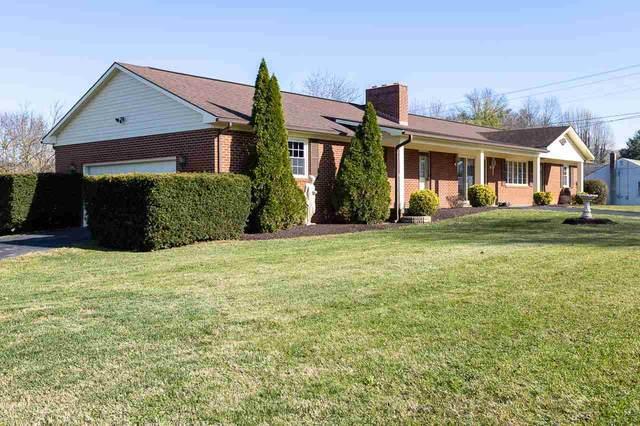 109 6TH AVE, Luray, VA 22835 (MLS #610898) :: Jamie White Real Estate