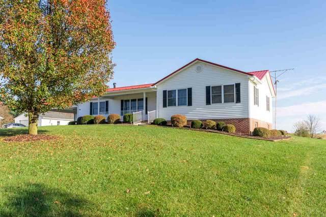 605 Hotchkiss Rd, Churchville, VA 24421 (MLS #610908) :: Jamie White Real Estate