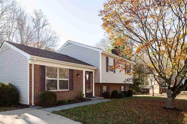 100 Lide Pl, CHARLOTTESVILLE, VA 22902 (MLS #610965) :: Jamie White Real Estate
