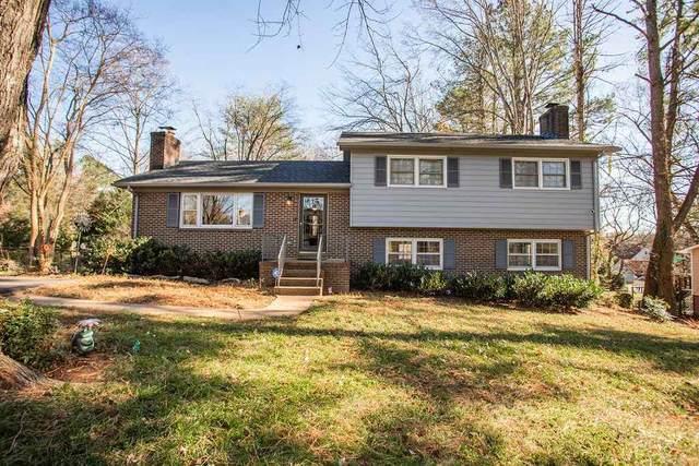 3006 Colonial Dr, CHARLOTTESVILLE, VA 22911 (MLS #610971) :: Jamie White Real Estate